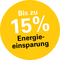 Huber Bautechnik - Save Energy -15%