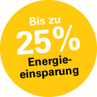 Huber Bautechnik - Save Energy -25%