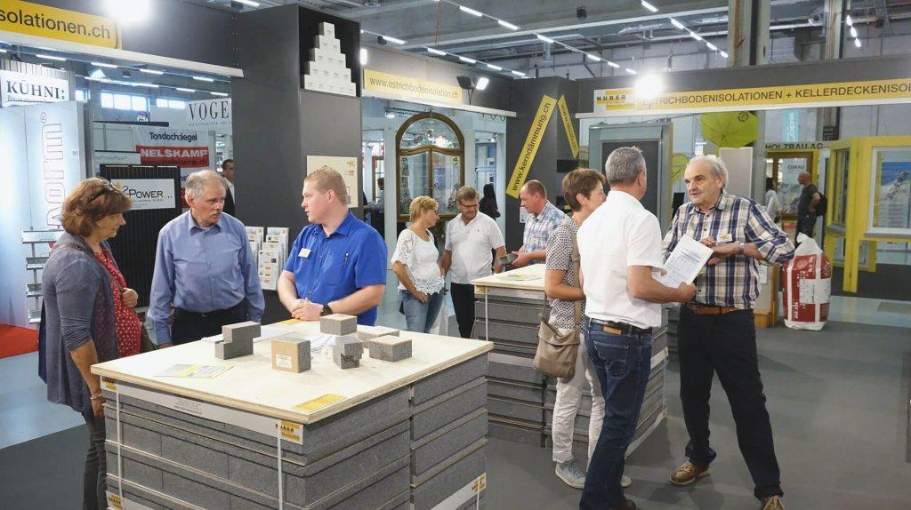 Messenstand - Huber Bautechnik AG